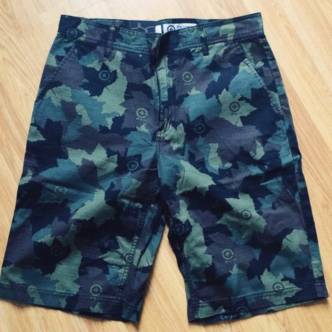b24111e2b10a9 @trist01. 3 years ago. London, UK. LRG men's camouflage shorts ...
