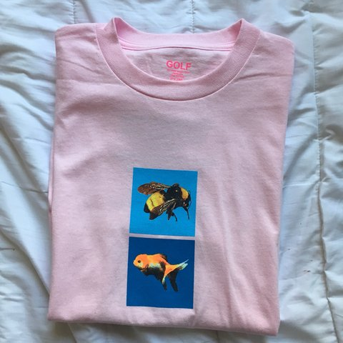 1fc454ab345d Tyler the creator x Vince staples tour tee -Size in Miami to - Depop