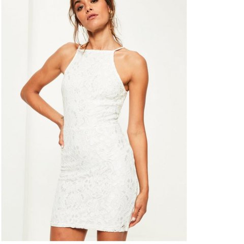 16ca04ec8e REDUCED!!!!! ASOS white lace dress Selling this gorgeous 10 - Depop