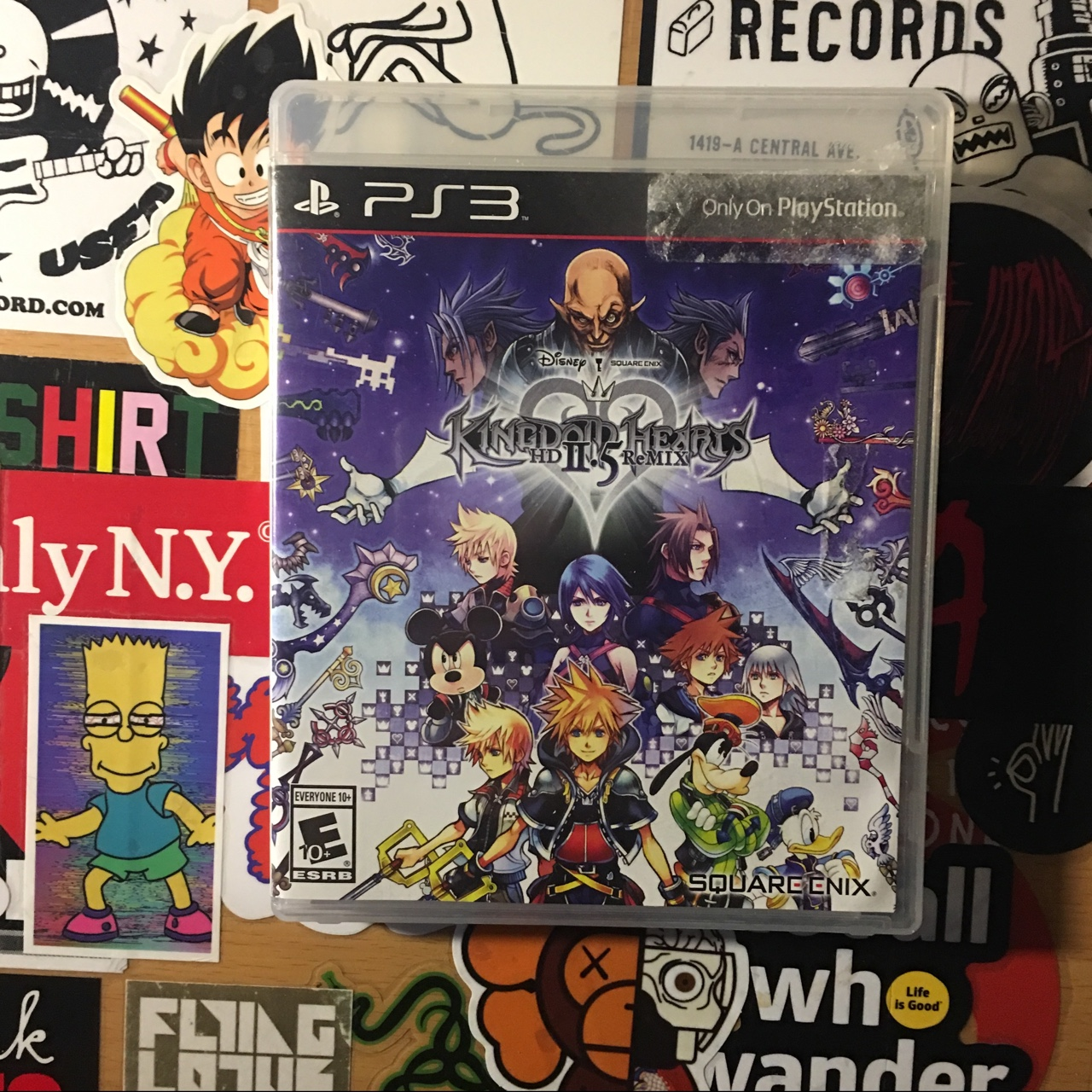 Kingdom hearts HD 2 5 remix for PS3 great condition    - Depop