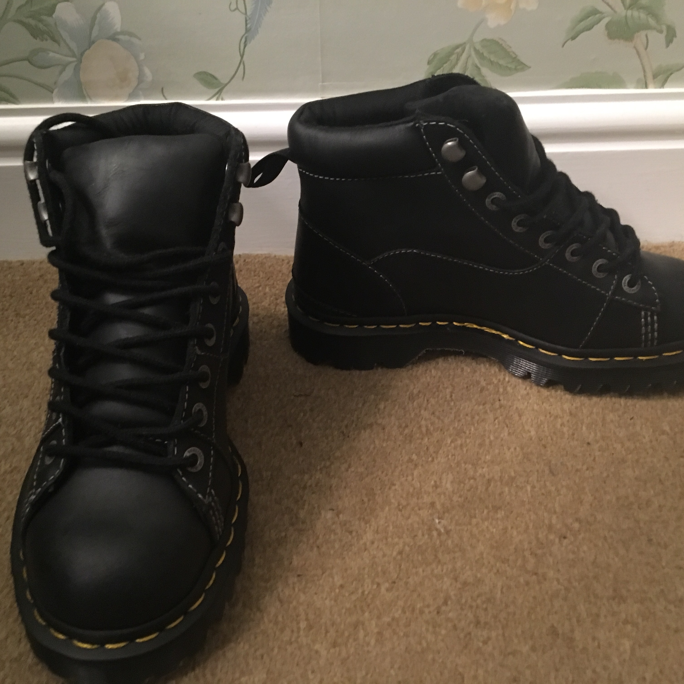 really cheap new high premium selection New Dr Martens alderton monkey boot size 4. New... - Depop