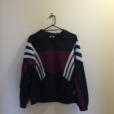 e592a1d1251 Adidas x Palace pullover in perfect condition. Size large. - Depop