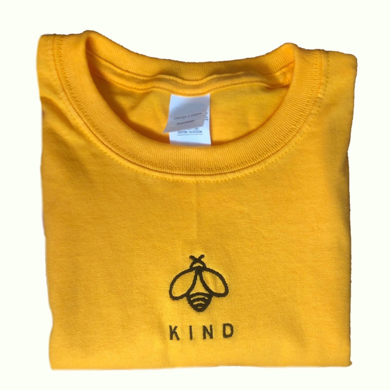 1f5edbe4dee3bf Shoptagr | This Is Our Brand New 🐝 Kind Design Stitched Into The ...