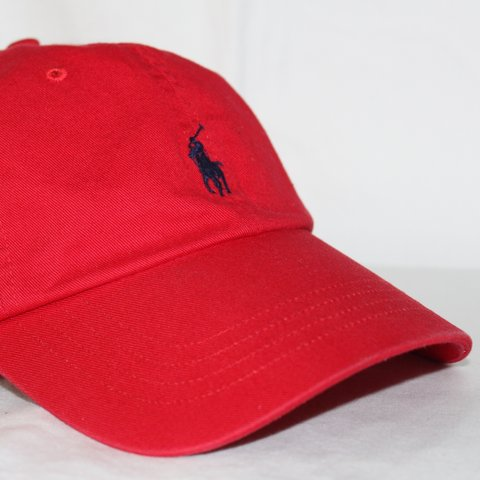 Red polo hat. New !! Original.  dadhats  polohat  polo  nike - Depop e3569a0a8ff