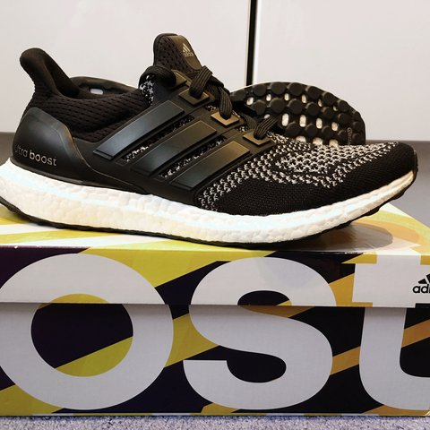 f21ffd0f17778 3m reflective ultra boost 1.0 ltd No U.K. Release so very - Depop