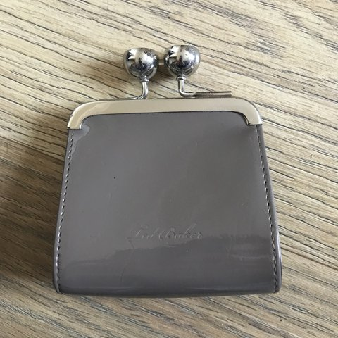 779313e23 Absolutely stunning Ted Baker small grey coin purse with me - Depop