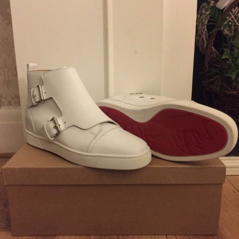 b226aae9c02 Men s Louboutins bought from the sample sale preview at NEW - Depop