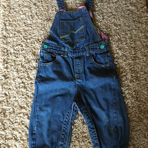 12-18 Months Clothing, Shoes & Accessories Helpful Ted Baker Boy Blue Jeans