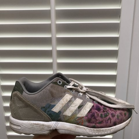 PERFECT condition just need. Sponge! Adidas ZX Flux Torsion - Depop 046af83f9