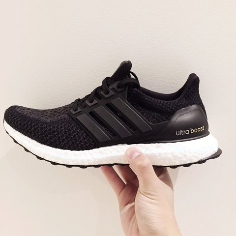 f4b571e61 ... cheapest adidas ultra boost core black 2.0 in uk 7.5. in hand ready  depop 594d9