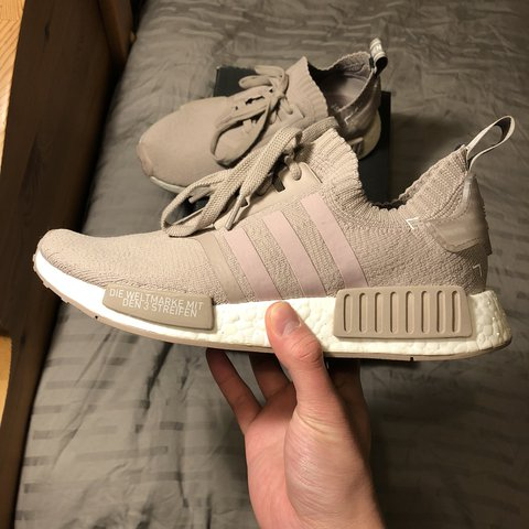 a78bd5f8d Back in the UK! All items ready to ship. Adidas OG R1 NMD in - Depop