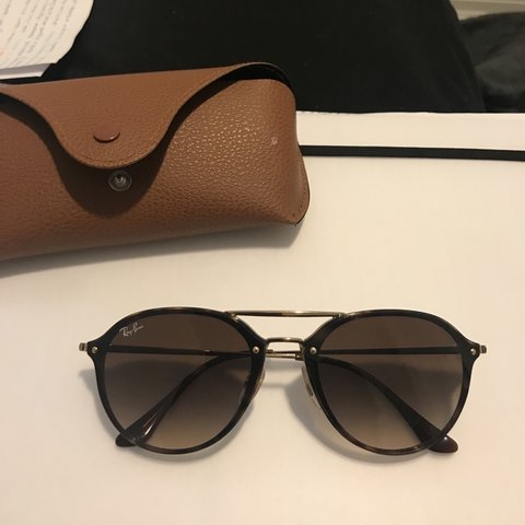 122b7771a073c Rayban sunglasses 4292 in brown level 3 UV protection