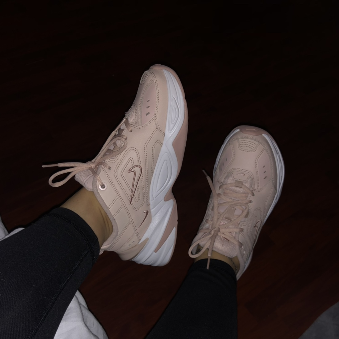 Nike M2K Tekno in Particle Beige