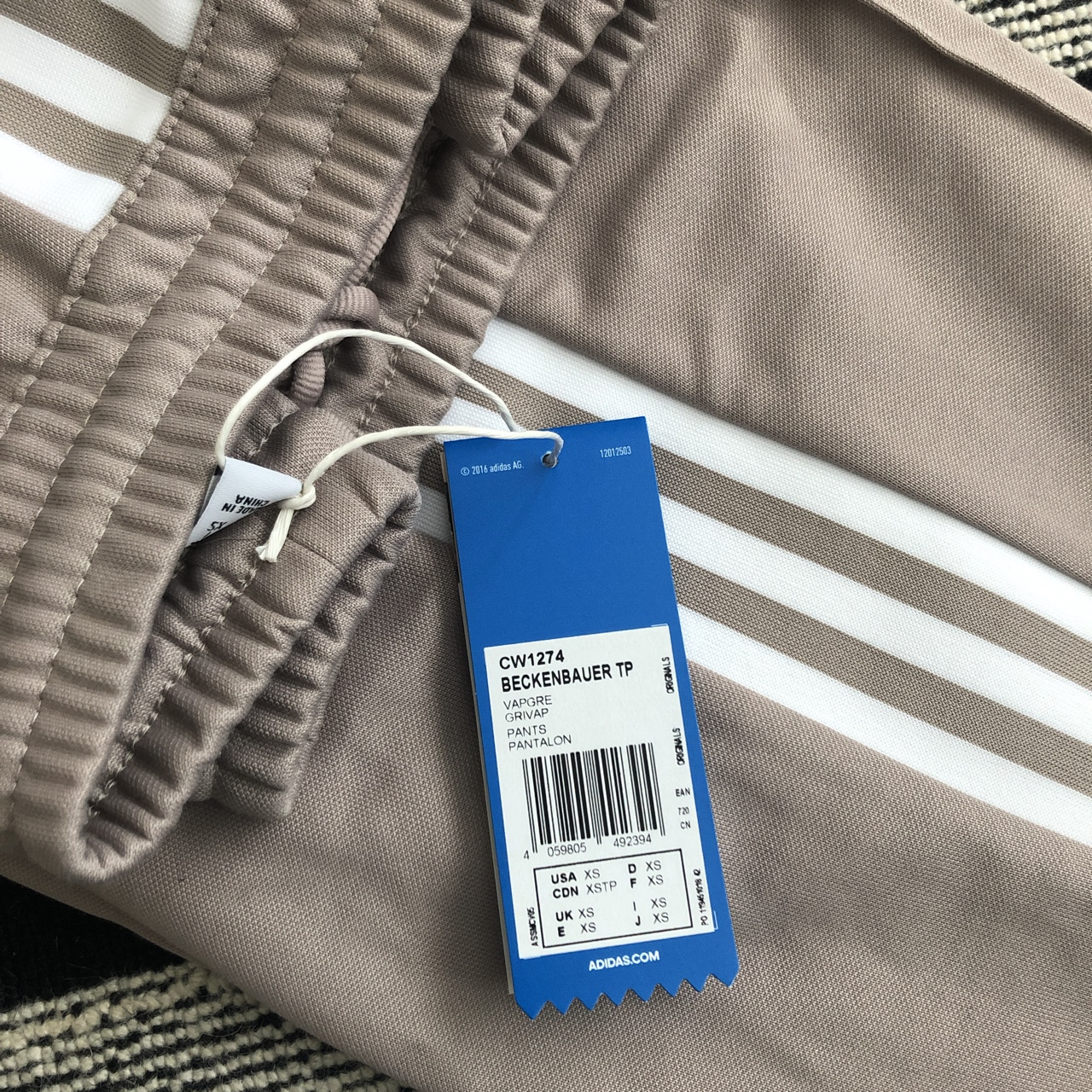 BRAND NEW! Adidas Bekenbauer Track Pants! As seen on Depop