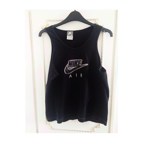 3020e25a2387 Nike air vest. Size is XL but would fit any.  90s  nike me - Depop