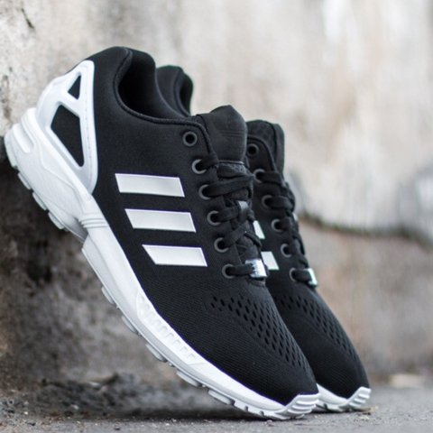 outlet store f11e1 9ebba  romanp 69. 2 years ago. Tamworth, UK. Adidas ZX flux EM black ...