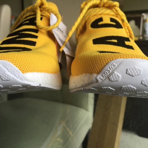 e2c68663e0ffa Human race nmd adidas shoes for sale not sure about £150. - Depop