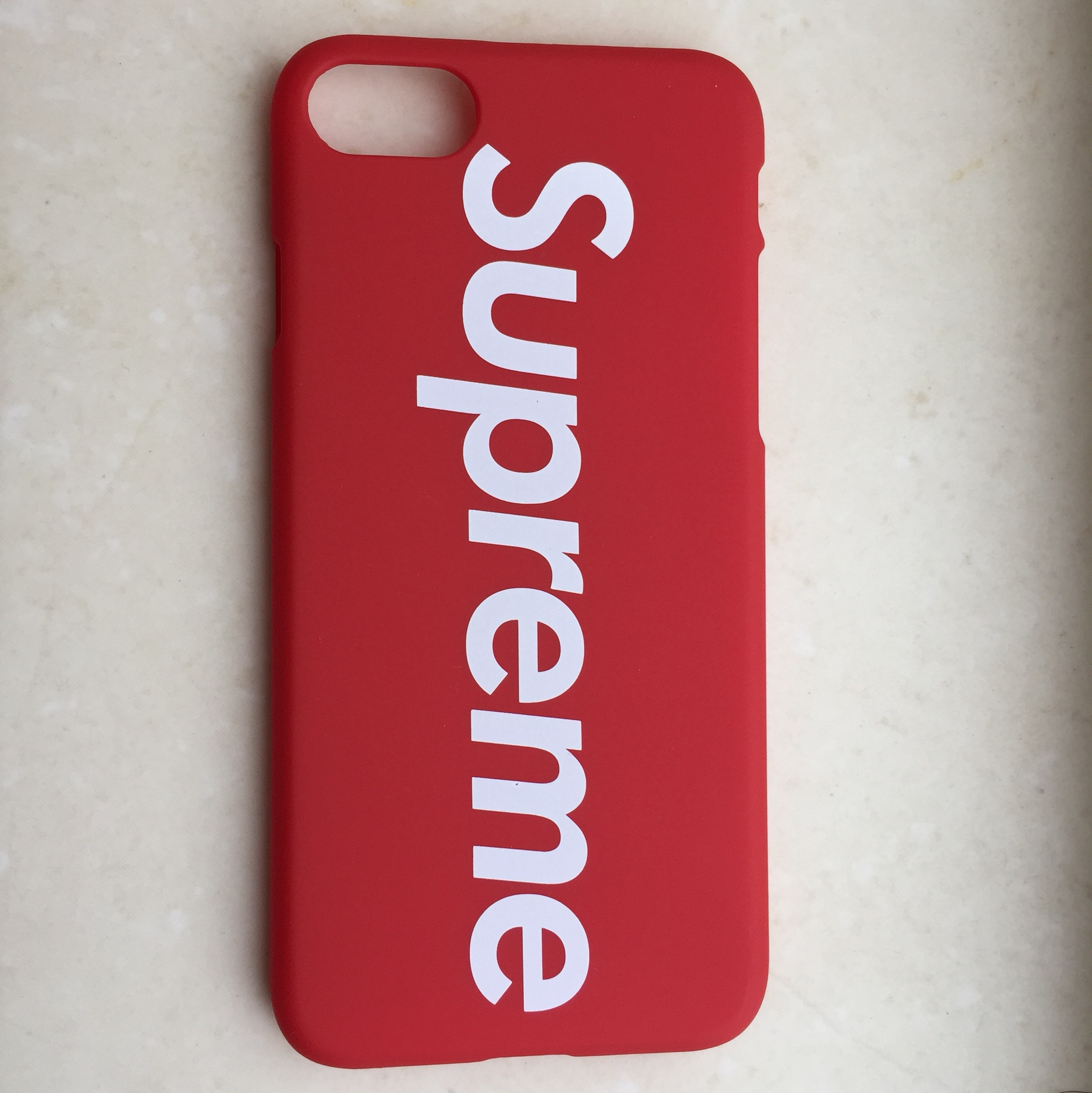 purchase cheap 7c55d 4bf71 Supreme' iPhone 6 case/iPhone 7 case/iPhone 8... - Depop