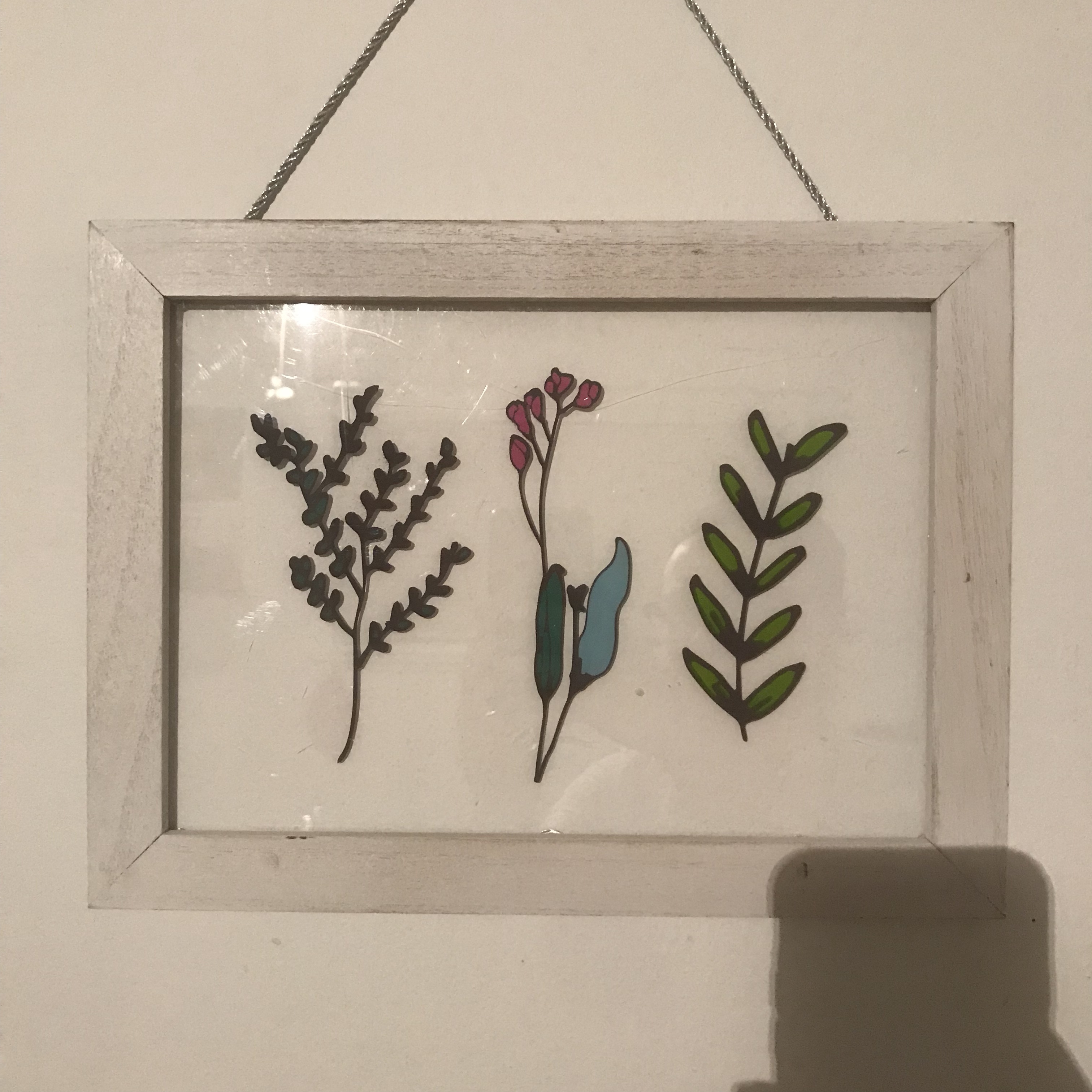 Cute And Simple Plant Wall Decor Has A Couple Depop