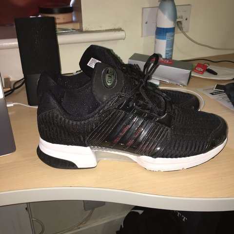 d1d36a4b839ae9 Adidas Climacool Black White UK11. 10 10. Fam. You do not to - Depop