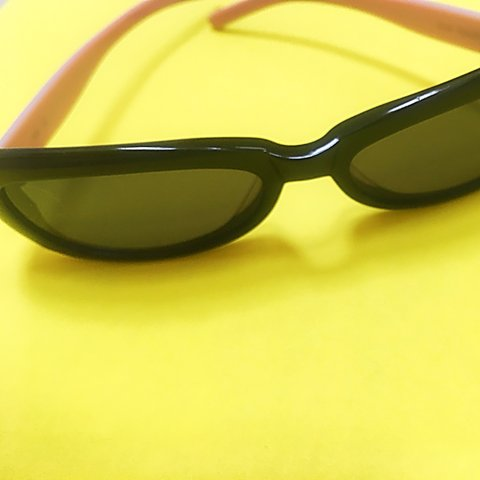 9b68207f28 FCUK handmade cat eye sunglasses - small fit. Unused (comes - Depop