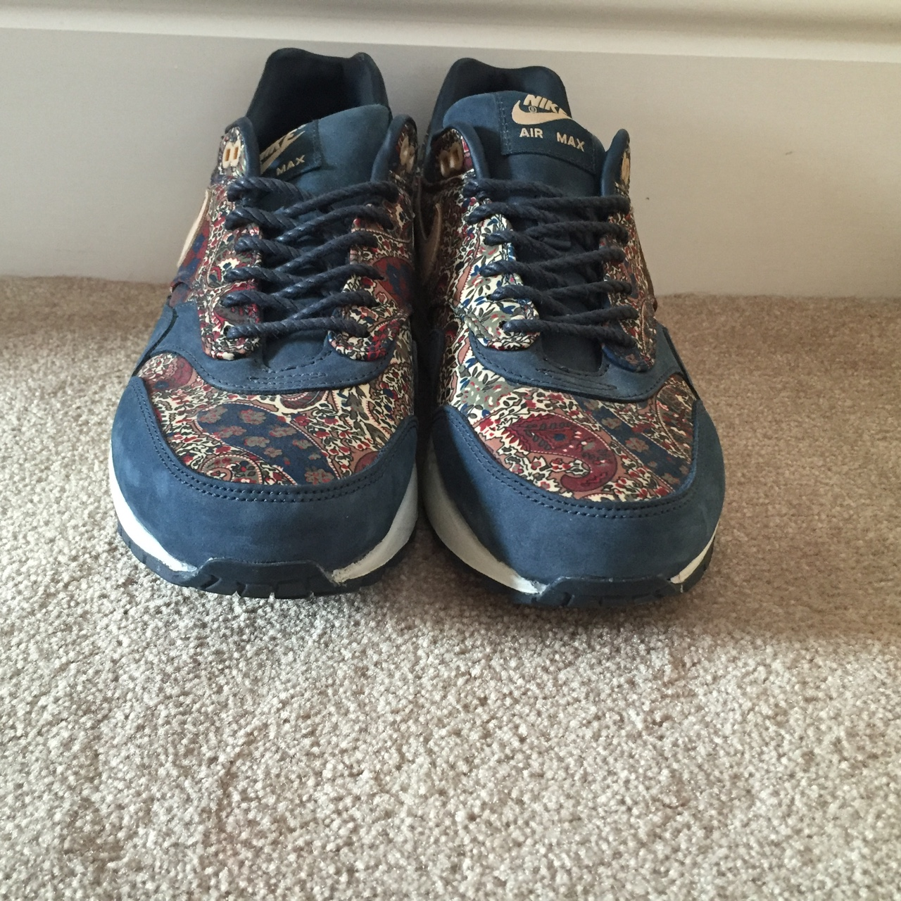 London Max Liberty Depop Collection Paisley Nike 1 Air JcF1lK