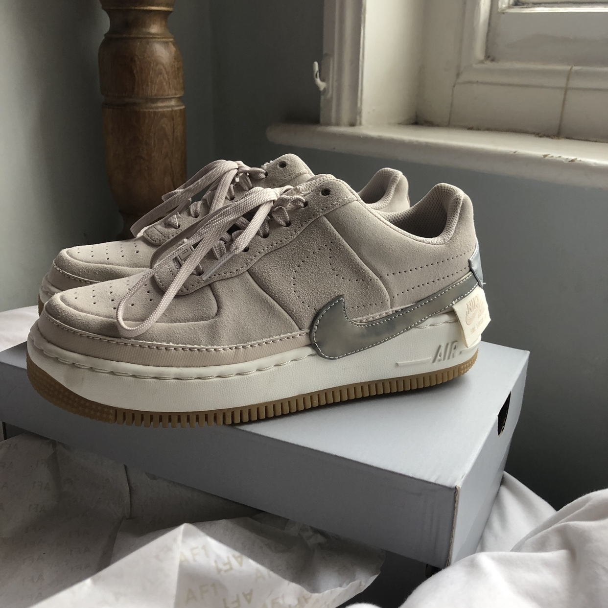 nike air force 1 jester low desert sand