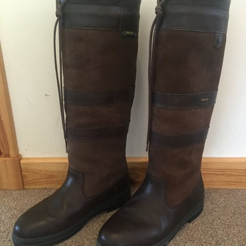 01af58ae69b Dubarry Galway Slim Fit Women s Country Boot. Only worn they - Depop
