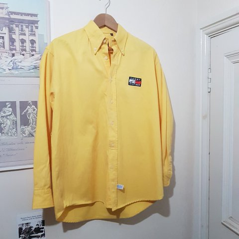d7c24c565 @peteinmanc. 10 months ago. Manchester, Greater Manchester, United Kingdom.  Vintage Tommy Hilfiger long sleeved shirt.