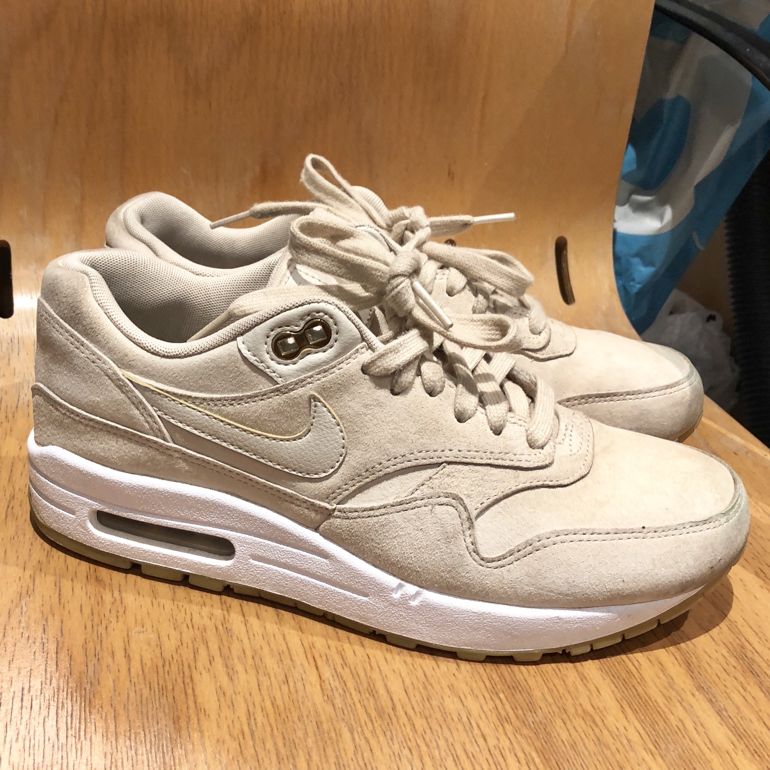 NIKE AIR MAX 1 SD premium suede and exceptional Depop