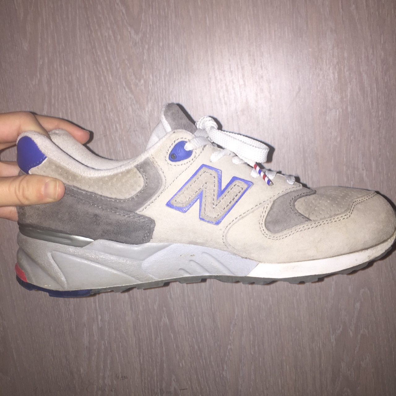 pretty nice 2be63 7fd56 New balance 999, limited edition, almost new ... - Depop