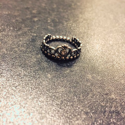3d478c224 @evefee. 3 years ago. Manchester, Manchester, UK. Pandora princess ring  size 54!