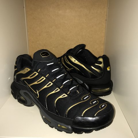 wholesale dealer a3b87 5ad66  maxbuczek. last year. Bristol, United Kingdom. Nike Air Max TN Black Gold  ...