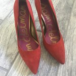 e97664b1499f A Détacher block heel suede pumps. Like Maryam Nasir Zadeh. - Depop