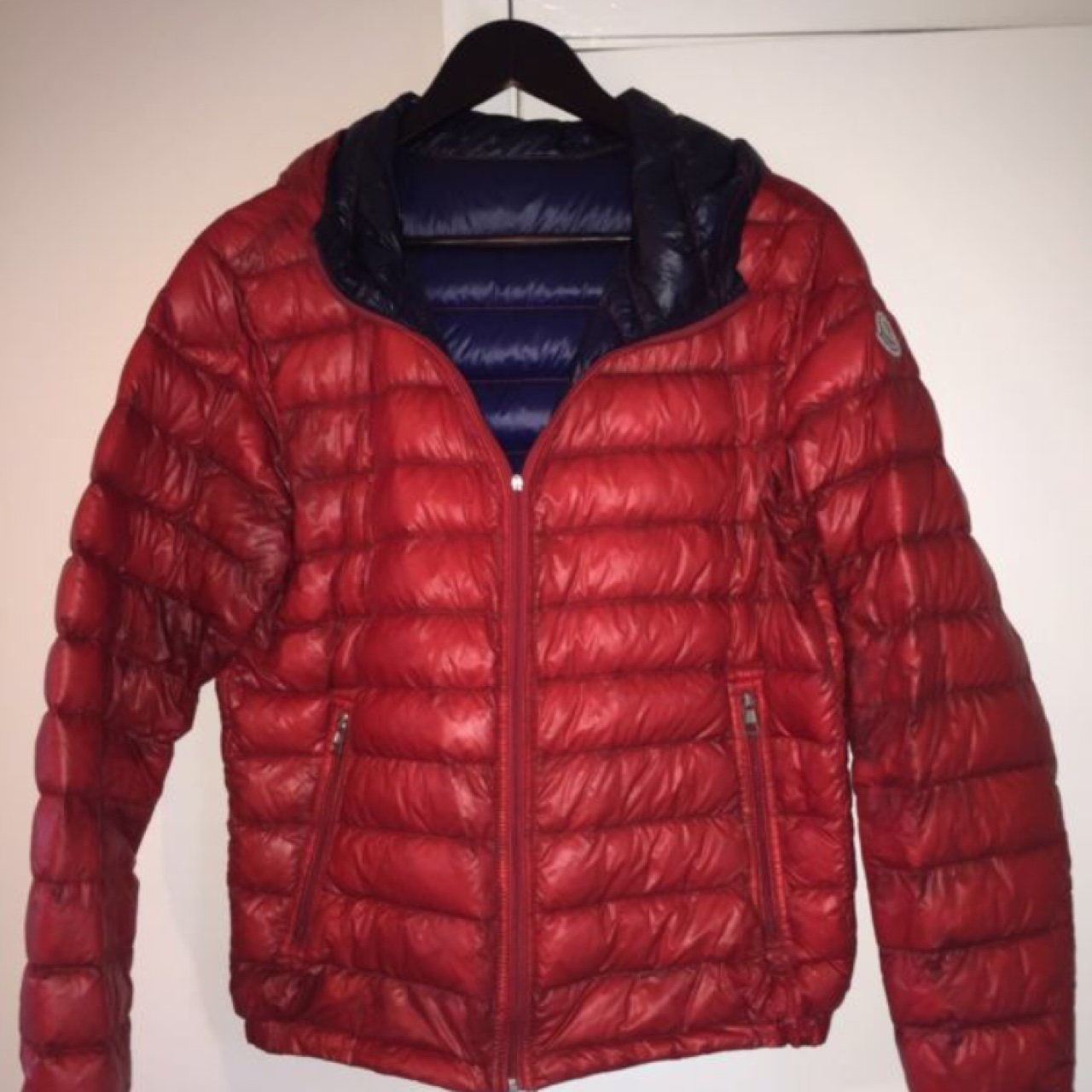4b742313d Rare Dominic Giubboto Moncler Size 2 With recently... - Depop