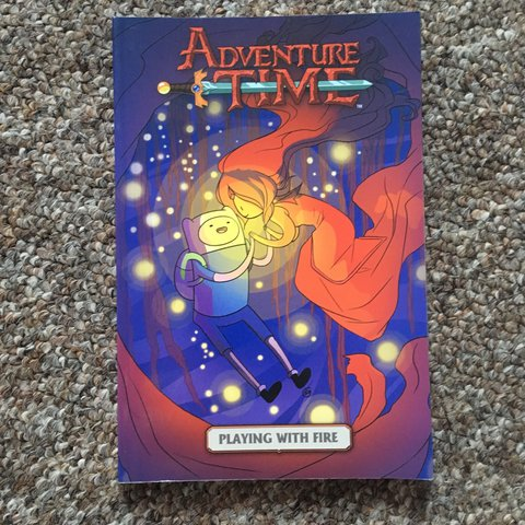 ADVENTURE TIME PLAYING WITH FIRE EBOOK DOWNLOAD