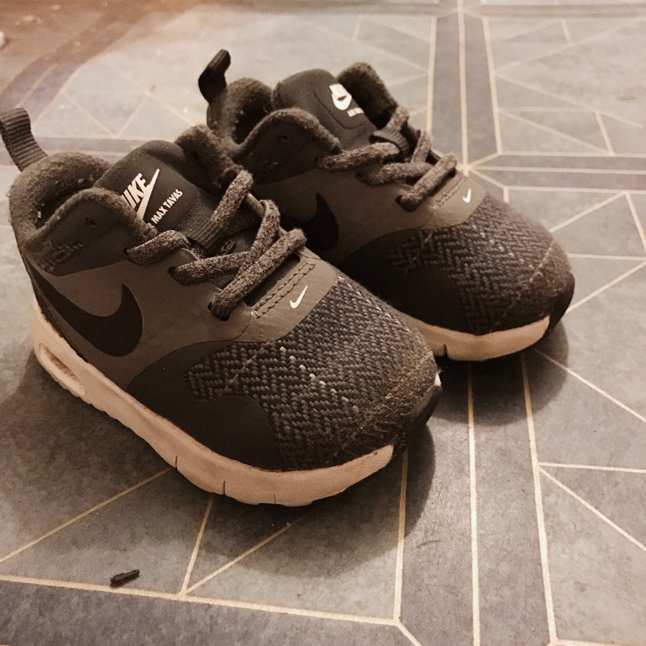 Size 4.5 infant trainers #nike #boys