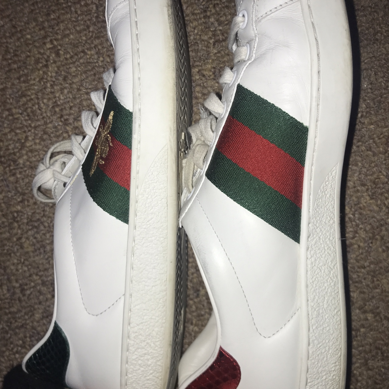 GUCCI TRAINERS MENS Bought from