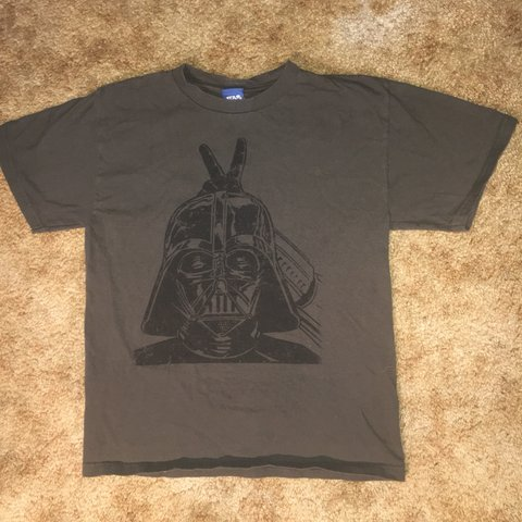 Star Wars Darth Vader Bunny Ears T Shirt Its Marked A Size Depop