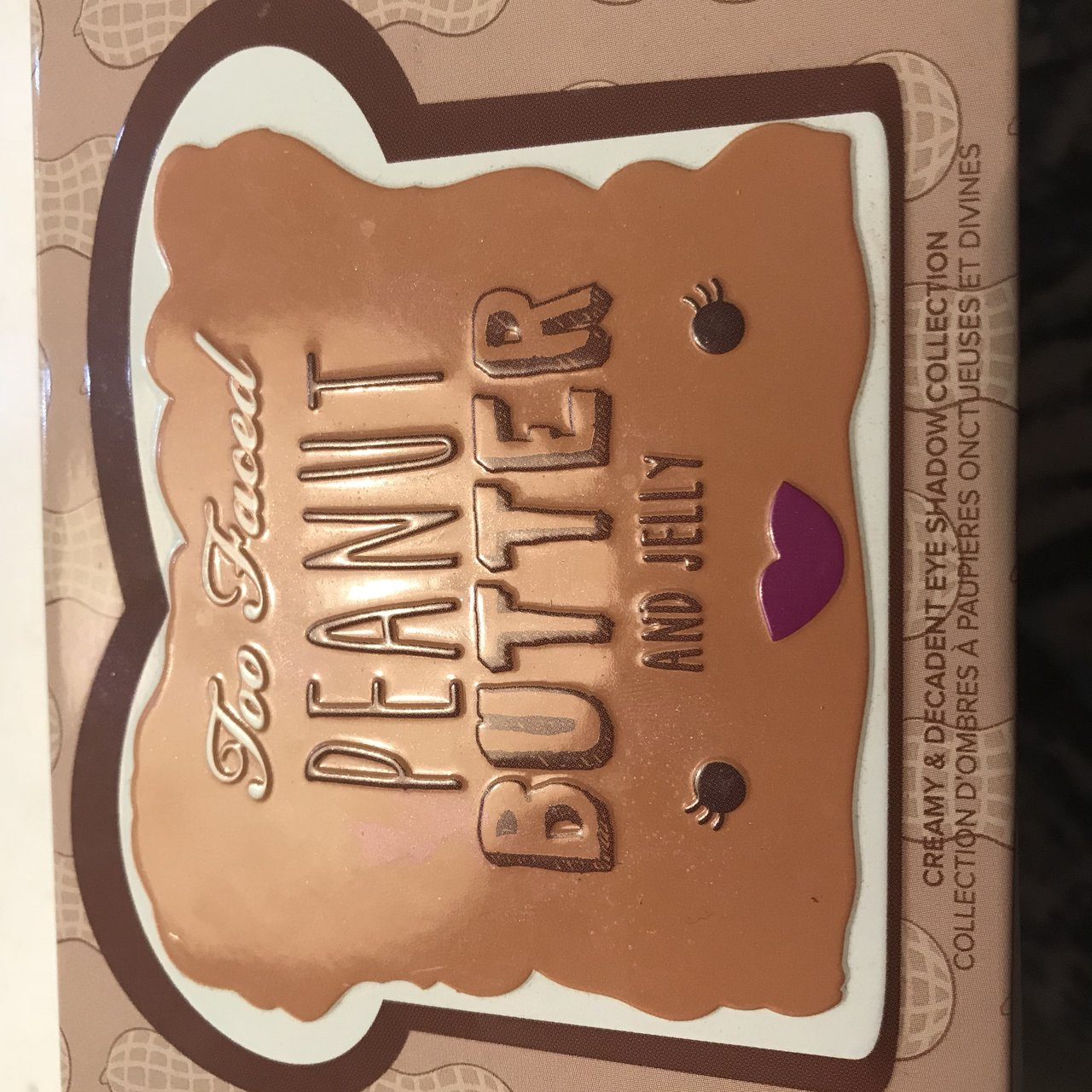 12b33a6a574d Too Faced Peanut butter and