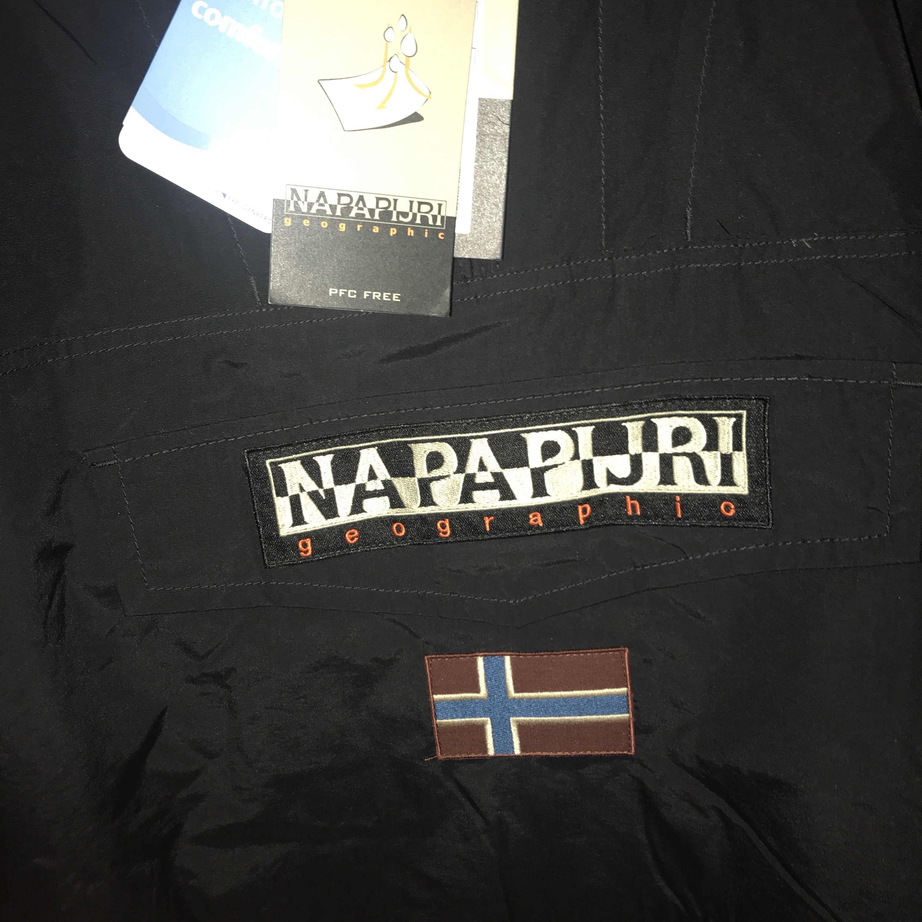 Napapijri Rainforest Winter Padded jacket. Never Depop