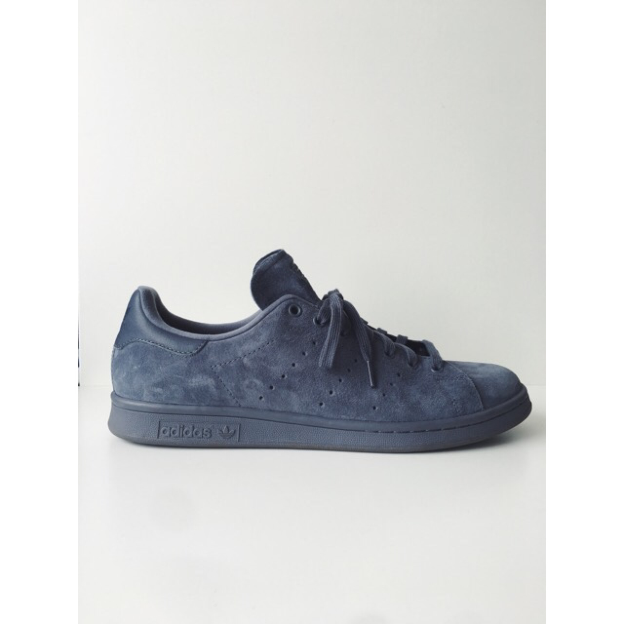 new style 0295e 2577c Mens Adidas Stan Smith size 12 - grey suede edition,... - Depop