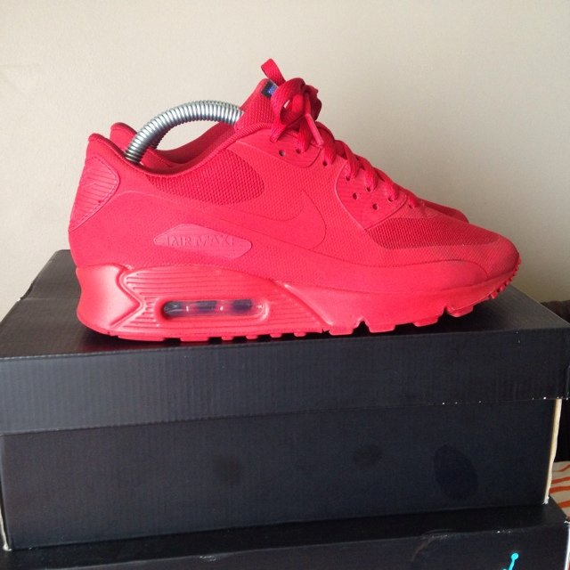 online store f6b45 cf939  navnav. 5 years ago. Tamworth, United Kingdom. Nike air max 90 hyperfuse USA  pack ...