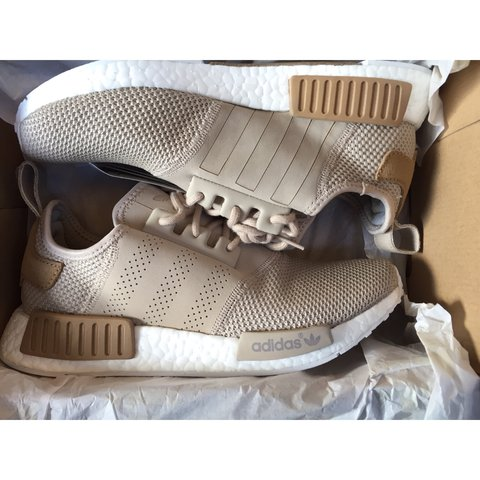 check out 192bc ea241  alexayodele. 3 years ago. London, UK. Desert Sand Adidas x Offspring NMD R1 .