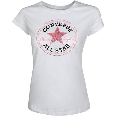 318b8f232ef8 Ladies genuine converse t-shirt. Brand new