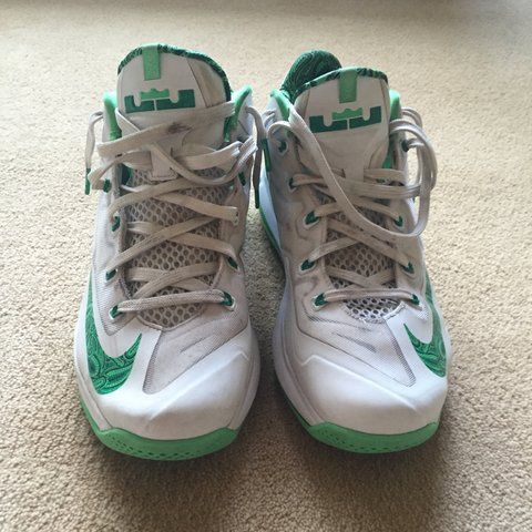 d66f53aa0394 Nike Lebron 11 low Easter. Worn couple of times... 5 10 £40 - Depop