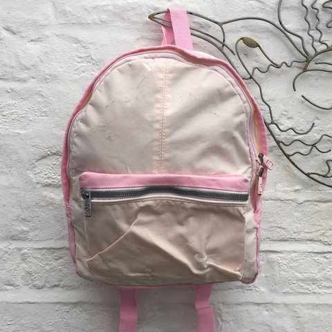 Vintage Nike rucksack backpack bag. Retro 90s sportswear. Do - Depop a360a6667b91d