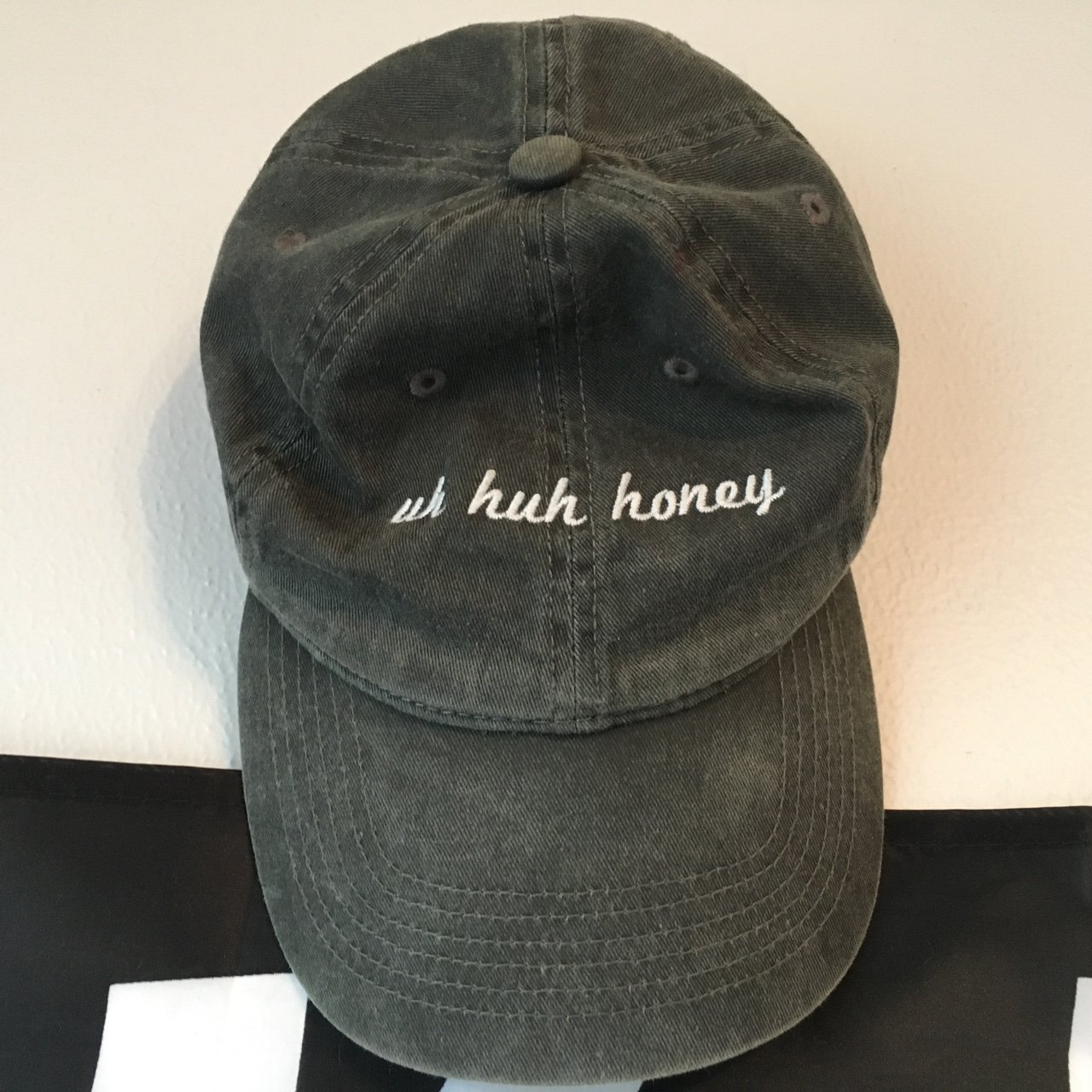 c67a911f902 Great condition Brandy Melville dad hat! It read