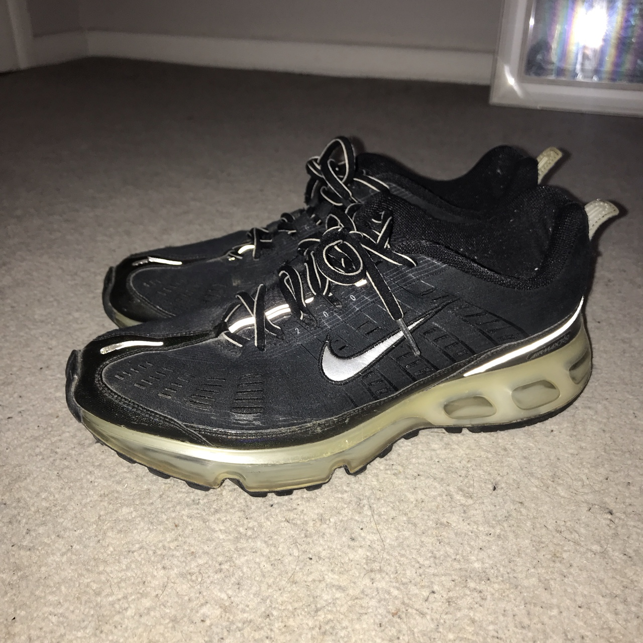 Nike Air Max 360. From 2006 trying to sell as I... - Depop