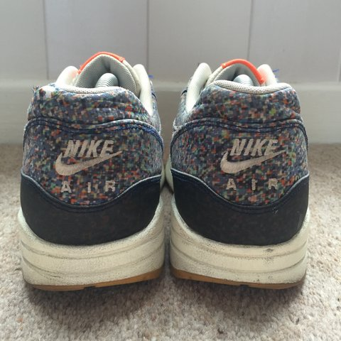 online store 88328 25105  jaysshop. FollowingFollow. 2013 Nike X Liberty of London Air Max 1 Pixel  Pack UK ...